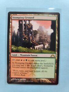 Stomping Ground - Gatecrash - NM