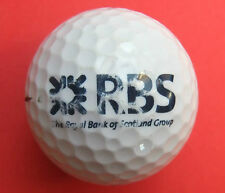 Pelota de golf con logo-rbs the royal bank of scotland group-Open Golf logotipo Ball