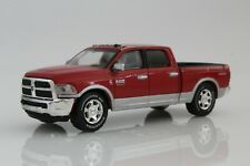 2018 Dodge Ram 2500 Pickup Truck Harvest Edition 1:64 Scale Diecast Model Red