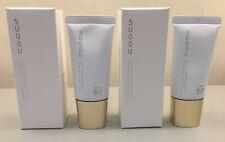 SUQQU Multi Skin Protector SPF50 BNIB 2 x 30g (60g) AUTHENTIC RRP£80 LIBERTY LDN