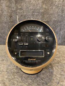 VINTAGE WELTRON MODEL 2001 STEREO 8-TRACK PLAYER AM/FM RADIO