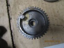 ajs or matchless dynamo drive cog