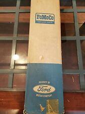 1967 FORD GALAXIE XL 500 4 DOOR NEW NOS DOOR EDGE GUARD KIT C7AZ-5720910-A