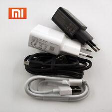 Original 5V 2A EU Wall Charger + Micro USB Cable For Xiaomi Redmi 4 4A 4X Note 3