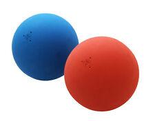 Original WV Boßelkugeln - 800 Gramm - Blau und Rot - Boßeln - Bosselkugel