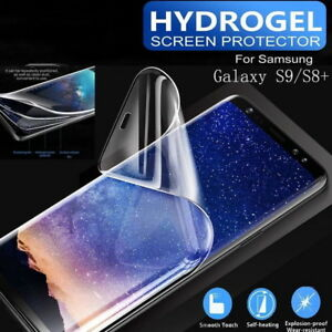 For Samsung Note20 Ultra S20 S10 Plus S9 Hydrogel Film Full Screen Protect Cover