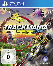 TrackMania Turbo PS4 (Sony PlayStation 4, 2016) NEU OVP