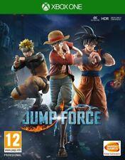 Saltar Fuerza Xbox * Nuevo Precintado PAL * One 4K