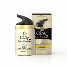 Olay Total Effects 7-in-1 Anti-Ageing Bb Day Cream Spf 15, 50g | Free Shipping