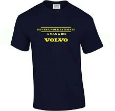 VOLVO T-shirt ..Car Enthusiast top..Truck Haulage funny present gift