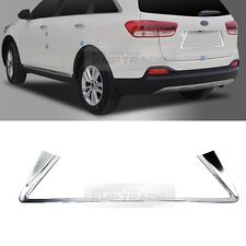 Chrome Rear Number Plate Molding Garnish for Kia 2015 - 2017 All New Sorento UM