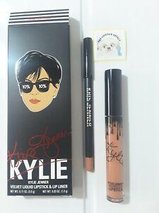 Kylie Cosmetics x Kris Jenner Todd Kraines Velvet Lip Kit **Weekend Offer**