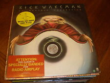 Rick Wakeman LP No Earthly Connection PROMO