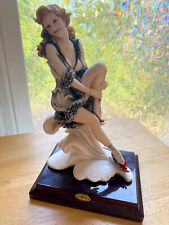 Ice Skater 1315c giuseppe armani figurines collectibles