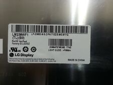 "23"" LCD Touchscreen Panel LG LM230WF1 (TL) (B3) 6091L-0893A. Used"