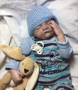 Reborn Josie By Bountiful Baby 19.5 Inches Uk Seller