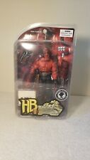 Hellboy 2 2008  SDCC Exclusive Mezco New Keychain, Towel, 6 pack, Rare Figure