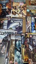 from Avengers Comic lot annihilation ronan starlord quasar earthfall conquest +