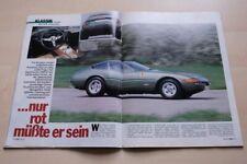 Rallye Racing 3282) Ferrari 365 GTB 4 Daytona mit 352PS in einer seltenen Vors