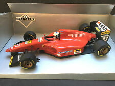 Minichamps - Nicola Larini - Ferrari - 412T1 - 1994 - 1:18 - Very Rare