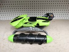 Hot Wheels RC Terrain Twister - Green - Base Unit Vehicle ONLY!!