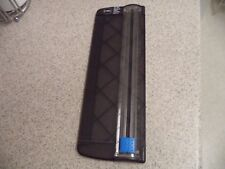 """Carl 12""""/A4 Personal Paper Trimmer RBT12 - Used"""