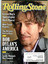 Rolling Stone Magazine May 14 2009 Bob Dylan Green Day EX 032216jhe