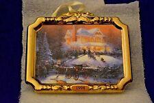 Vintage 1998 Hallmark Victorian Christmas II by Thomas Kinkade-Take a L@@K!