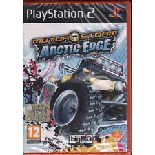 Motorstorm Arctic Edge Videogioco Playstation 2 PS2 Sigillato 0711719120759