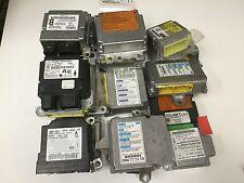 2014 Nissan Altima  98820-9HN0A  AIRBAG SRS UNIT MODULE COMPUTER OEM