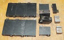 11x Zwischenelemente Zwischenelement für AMF Spannvorrichtung - Fräsmaschine