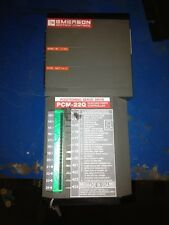 EMERSON MOTION CONTROL #PCM-22Q POSITIONING SERVO DRIVE QUEVING KNIFE CONTROLLER