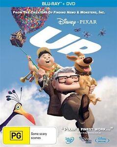 Up (Blu-ray, 2010, 2-Disc Set)