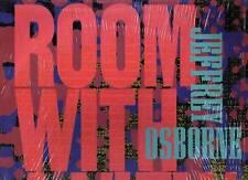 "JEFFREY OSBORNE disco MIX 12"" 45 giri MADE in EU Room with a view"