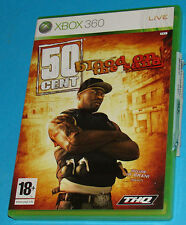 50 Cent Blood On The Sand - Microsoft XBOX 360 - PAL