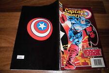 Stan Lee präsentiert: CAPTAIN AMERICA  Marvel Special  # 1 -- Metallic-Variant