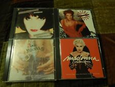 Like a Prayer + You Can Dance by Madonna + Linda Ronstadt + Sheena Easton (CDs)