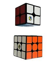 Rubik's Cube - 2 Pack including 2x2x2 and 3x3x3 Magic Cubes