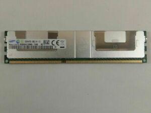 32GB DDR3 PC3L-10600L 4Rx4 1333MHz LRDIMM RAM Memory Samsung M386B4G70BM0-YH90