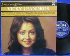 LP VICKY LEANDROS - MUSIC FOR THE MILLIONS // HOLLAND PHILIPS