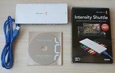 Intensity Shuttle Blackmagic Design - Top Zustand! Bonus HDMI Video-Splitter