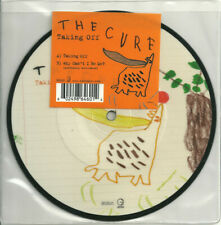 """The Cure – Taking Off,  Vinyl, 7"""", Picture Disc, 2004, Europe, 9864601."""