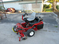 Toro 3250D Greensmaster Greens & Tee Reel Mower w/ Baskets  Diesel Greens Mower