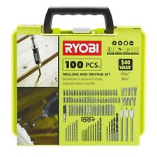 RYOBI 100 PC Drilling & Driving Kit
