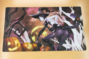 E538 Free Mat Bag Force Of Will FOW Cheshire Cat, the Grinning Remnant Playmat