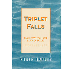 Triplet Falls Piano Solo Sheet Music Kerin Bailey