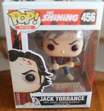 Funko POP Movies THE SHINING Jack Torrance #456 ~~Blood Splattered Box~~ REDRUM