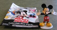 DISNEY COLLECTIBLE MINI FIGURE MICKEY MOUSE = 2 INCHES SERIES 1 BLIND BAG = NEW
