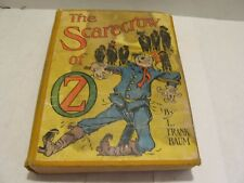 The Scarecrow of Oz L. Frank Baum c. 1915 Reilly & Lee Co.