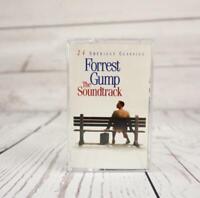 Vintage Cassette Tape Forrest Gump The Soundtrack 24 American Classics ET 66329